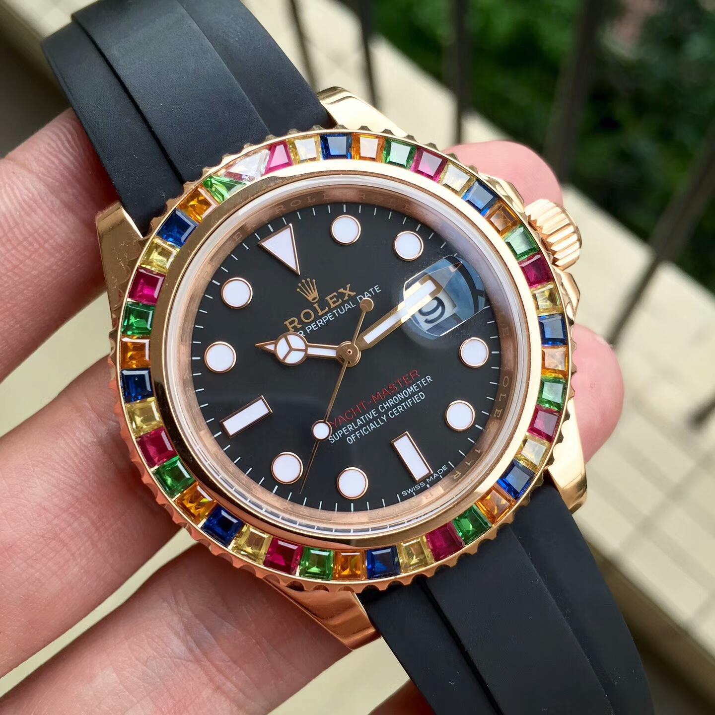 ロレックスの腕時計 116695SATS