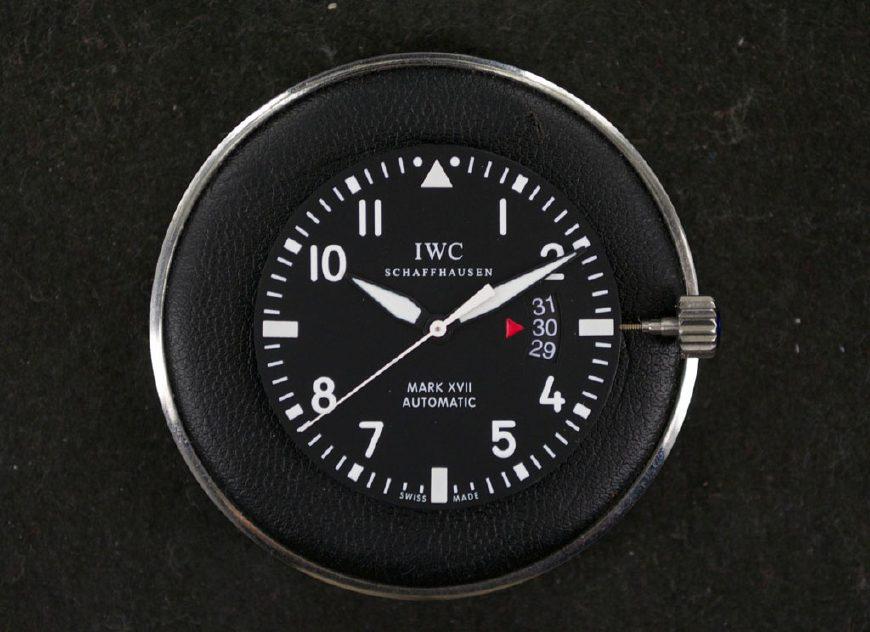 機械式ウォッチ組み立て細部はIWC腕時計から謎を解きます